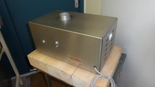 RVS Puntjesmachine (1)